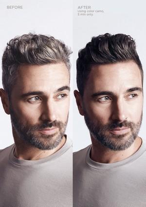 Männer graue haare